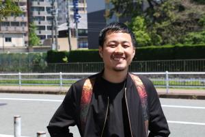 「Noir Fr」デザイナーの卒業生 益田 翔太さん(28)