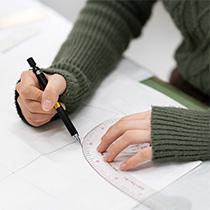 カリキュラム パターンメーキング 大村美容ファッション専門学校