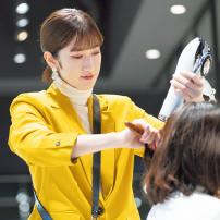 カリキュラム ブローテクニック 大村美容ファッション専門学校