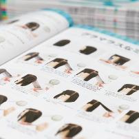 カリキュラム PEEK-A-BOO カット理論 大村美容ファッション専門学校