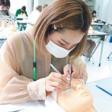 カリキュラム まつ毛エクステンション 大村美容ファッション専門学校