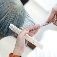 カリキュラム カットテクニック 大村美容ファッション専門学校