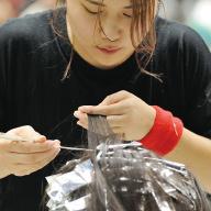 カリキュラム ホイルワーク 大村美容ファッション専門学校