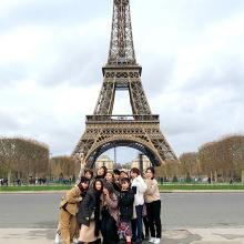 カリキュラム 実践研修(パリ) 大村美容ファッション専門学校