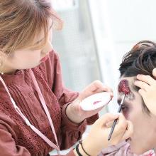 カリキュラム 特殊メイク 大村美容ファッション専門学校