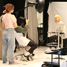 カリキュラム フォトコンテスト 大村美容ファッション専門学校
