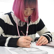 カリキュラム デッサン 大村美容ファッション専門学校