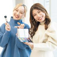 メイクアップをたっぷり学べる2年間 大村美容ファッション専門学校