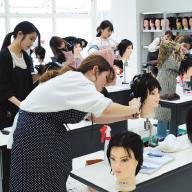 美容師国家資格の取得も可能 大村美容ファッション専門学校