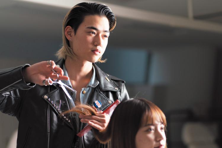 トップスタイリスト科 トップスタイリストコース 大村美容ファッション専門学校