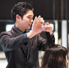 カリキュラム サロンスタイルカット 大村美容ファッション専門学校