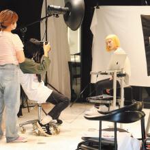 カリキュラム フォトシューティング 大村美容ファッション専門学校