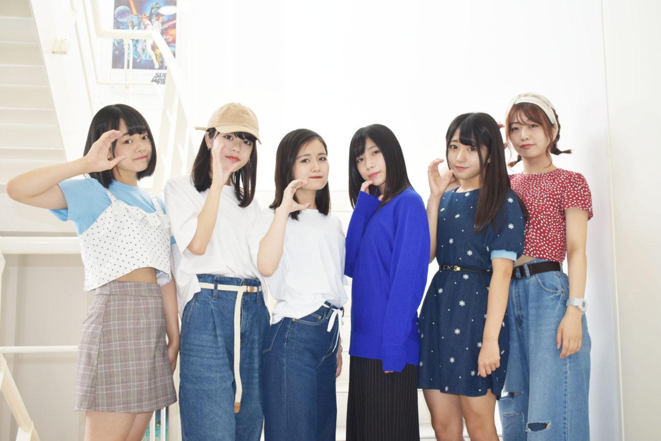 アイドルグループ「くる~ず」衣装デザインプロジェクト☆
