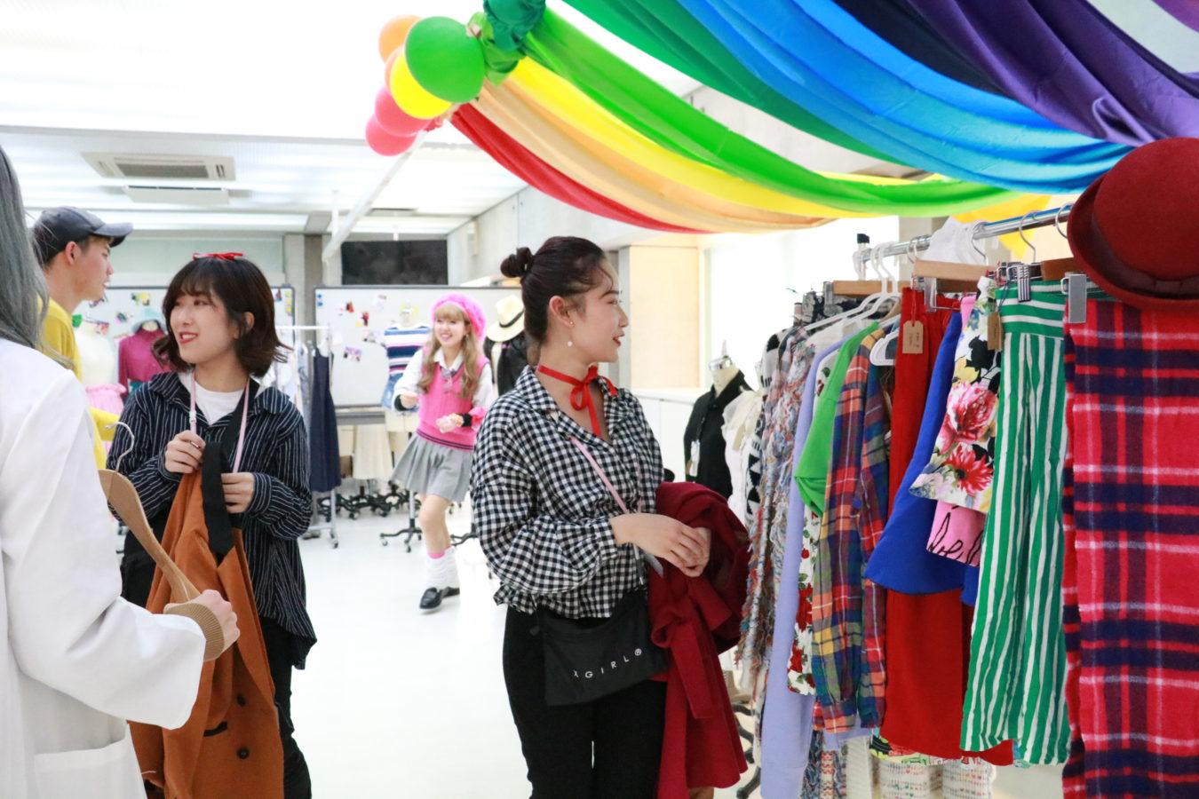 11月3日(日)年に一度の学園祭『OMULA祭』開催☆
