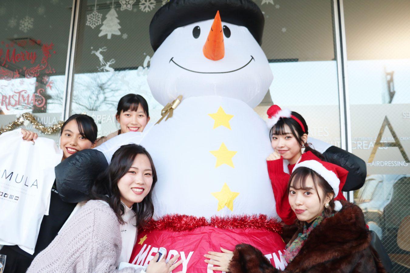 恒例☆クリスマスパーティー開催レポート at OMULA
