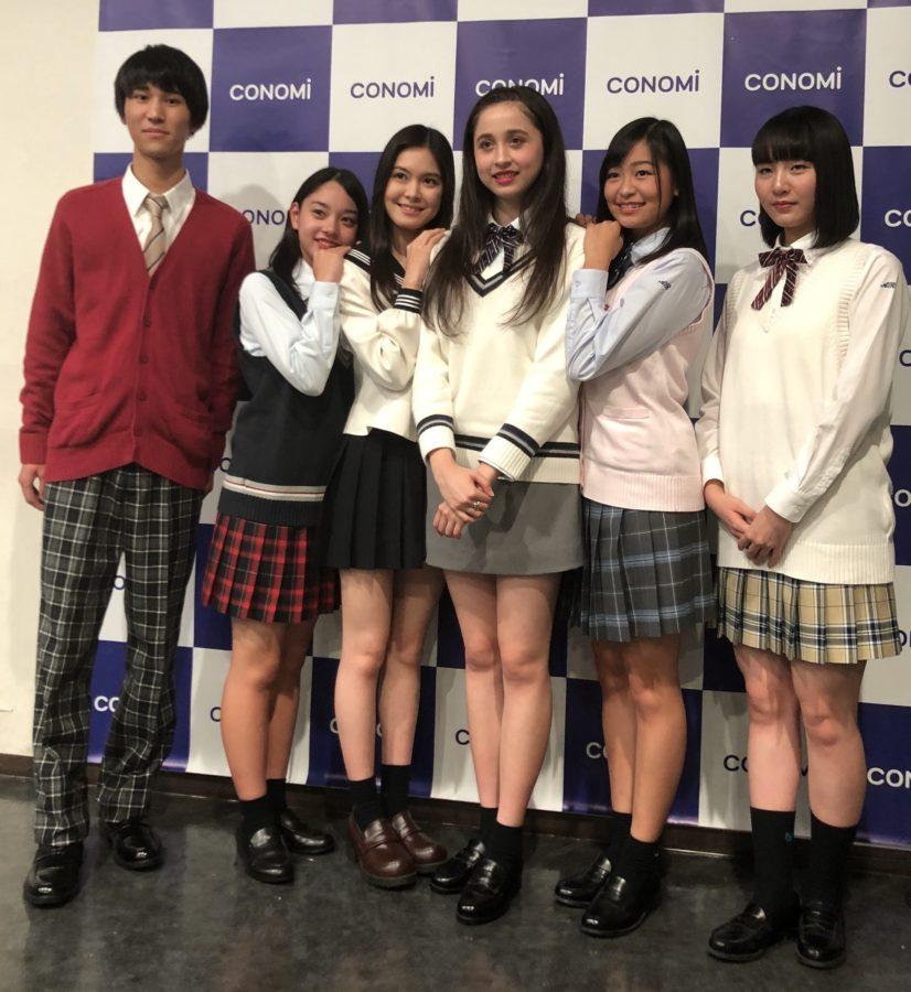 CONOMi主催『第7回 日本制服アワード』授賞式に参加しました。